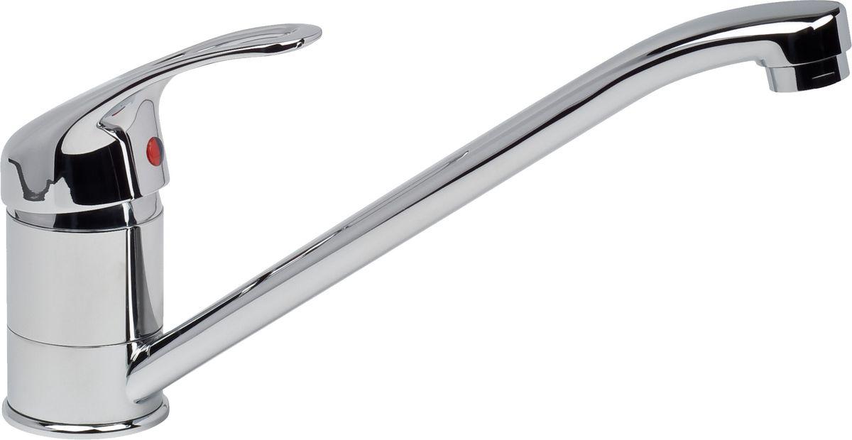 Смеситель для кухни Argo Jamaica, высота 15,5 см9690Смеситель для кухни Argo Jamaica предназначен для смешивания холодной и горячей воды, устанавливается на мойку. Выполнен из высококачественного металла с покрытием из никеля и хрома.В комплекте гибкая подводка Argo (длина 50 см).Запорный механизм: картридж d-40 мм Short-sizeАэратор: ячейковый М24х1 OnlyPlast 10-13 л/мин при 0,3 МПа Крепеж: двухшточный Double-rod