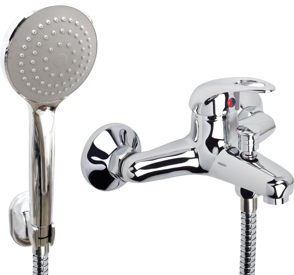 Смеситель для ванны и умывальника Argo Open, L-образный излив, длина 37,5 см9707Смеситель для ванны и умывальника Argo Open предназначен для смешивания холодной и горячей воды, крепится на стену. Смеситель изготовлен из качественного металла с покрытием из никеля и хрома.Запорный механизм: картридж d-35 мм short-size. Аэратор: М24х1 Only-Plast 10-13 л/мин при 0,3 МПа.Лейка Mono трехпозиционная: душ, массаж, душ/массаж. Оплетка: хромированная нержавеющая сталь. Крепеж: эксцентрик 3/4 х 1/2 + прокладка-фильтр. Длина излива: 37,5 см.