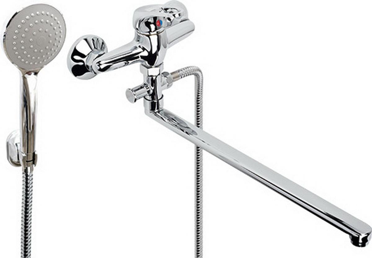 Смеситель для ванны и умывальника Argo Young, штоковый, L-образный излив 375 мм9719Смеситель для ванны и умывальника Argo Young предназначен для смешивания холодной и горячей воды, устанавливается на стену. Выполнен из высококачественной латуни с покрытием из хрома.Запорный механизм: картридж d-35 мм Short-size.Тип дайвотера: штоковый.Аэратор: ячейковый М24х1 OnlyPlast 10-13 л/мин при 0,3 МПа.Крепеж: эксцентрик 3/4 x 1/2, прокладка-фильтр.Длина излива: 37,5 см.