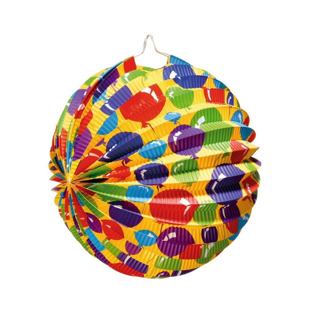 Susy Card Украшение для интерьера Фонарик-шарик 25 см мужские часы casio mtp 1221a 1a