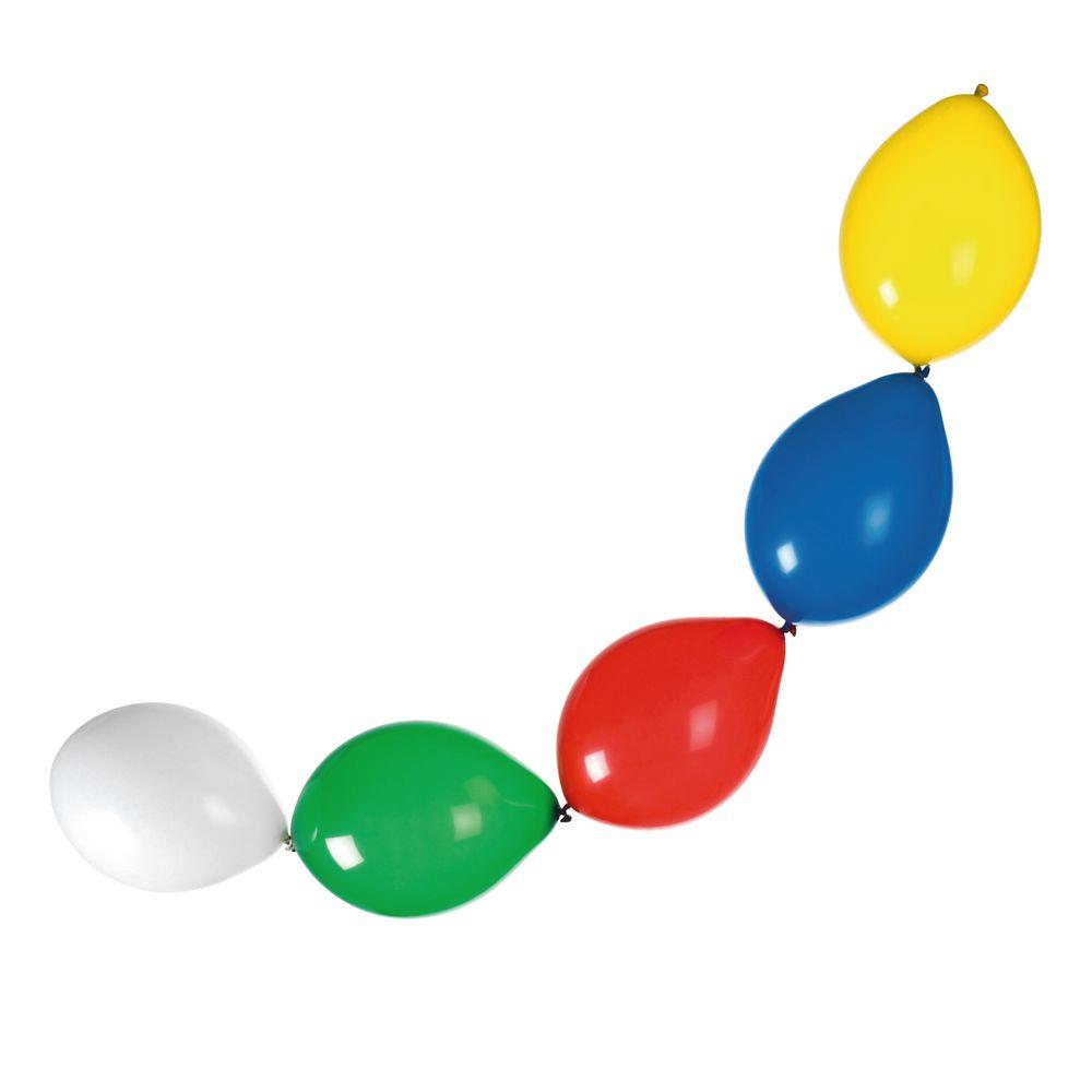 Susy Card Гирлянда детская из 12 шаров -  Гирлянды и подвески