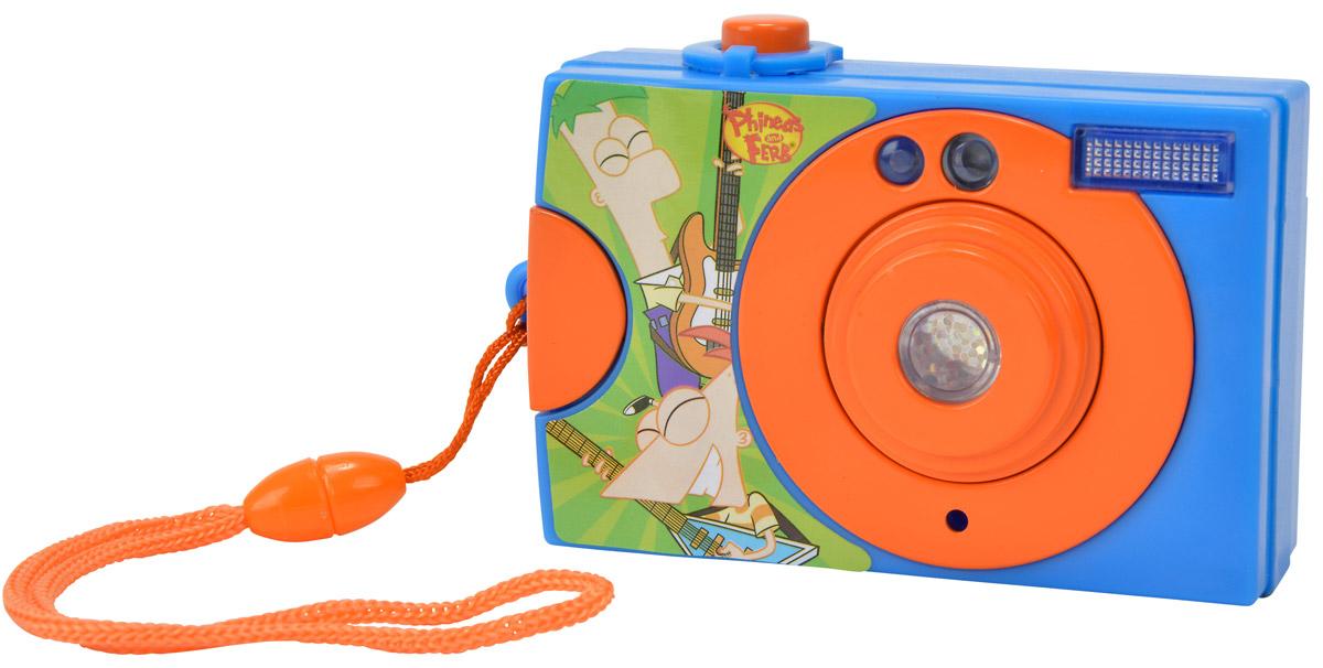 Simba Фотокамера Герои Диснея Финес и Ферб simba фотокамера герои диснея финес и ферб