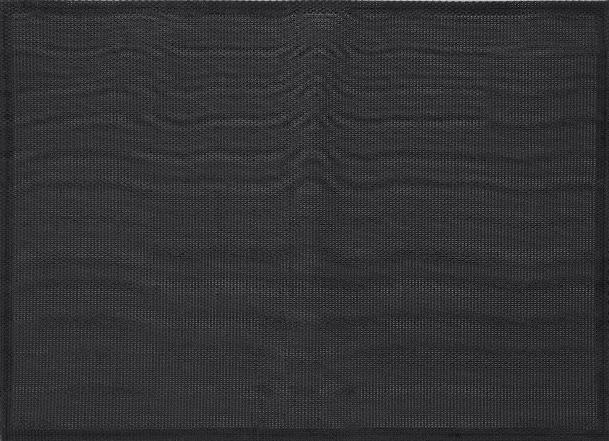 Салфетка сервировочная Tescoma Flair, цвет: черный, 45 х 32 см662020Элегантная салфетка Tescoma Flair, изготовленная из прочного искусственного текстиля, предназначена для сервировки стола. Она служит защитой от царапин и различных следов, а также используется в качестве подставки под горячее. После использования изделие достаточно протереть чистой влажной тканью или промыть под струей воды и высушить.Не мыть в посудомоечной машине, не сушить на батарее.Размер салфетки: 45 х 32 см.