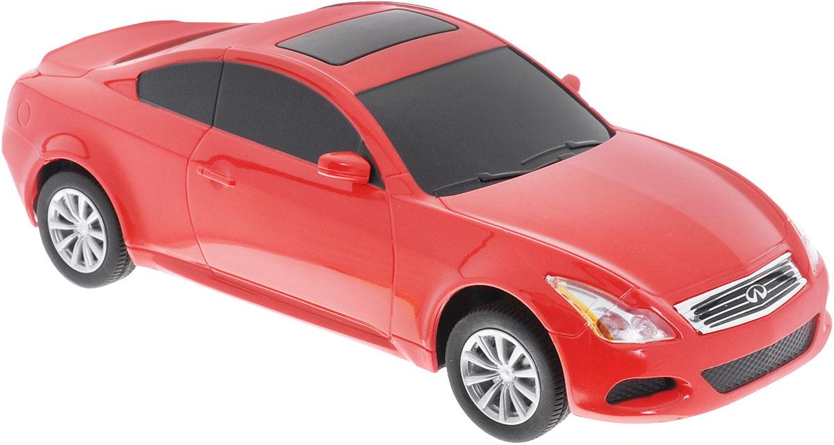 Rastar Радиоуправляемая модель Infinity G37 Coupe цвет красный