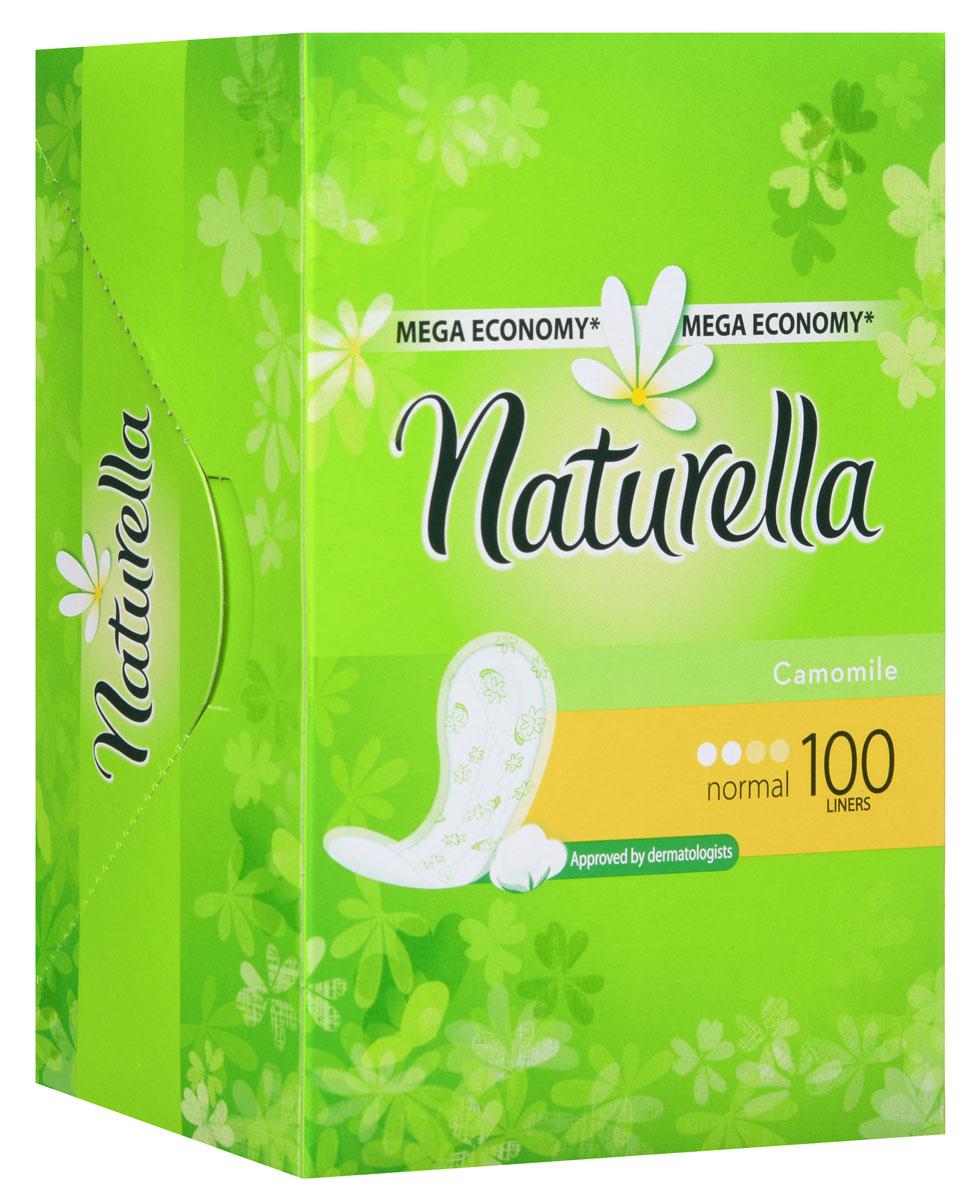 Ежедневные прокладки Naturella