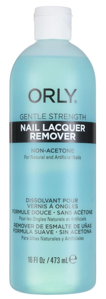 Orly Жидкость для снятия лака  Nail Lacquer Remover , 473 мл - Декоративная косметика