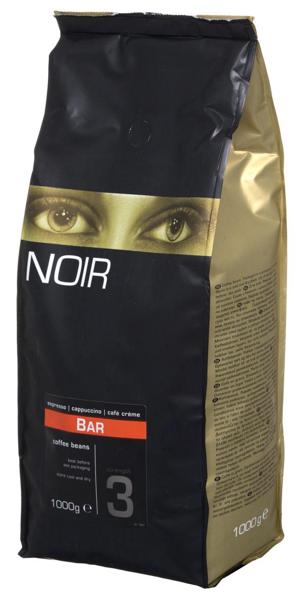 Noir Bar кофе в зернах, 1 кг футболка supremebeing pantera noir ss14 black 8901 xl