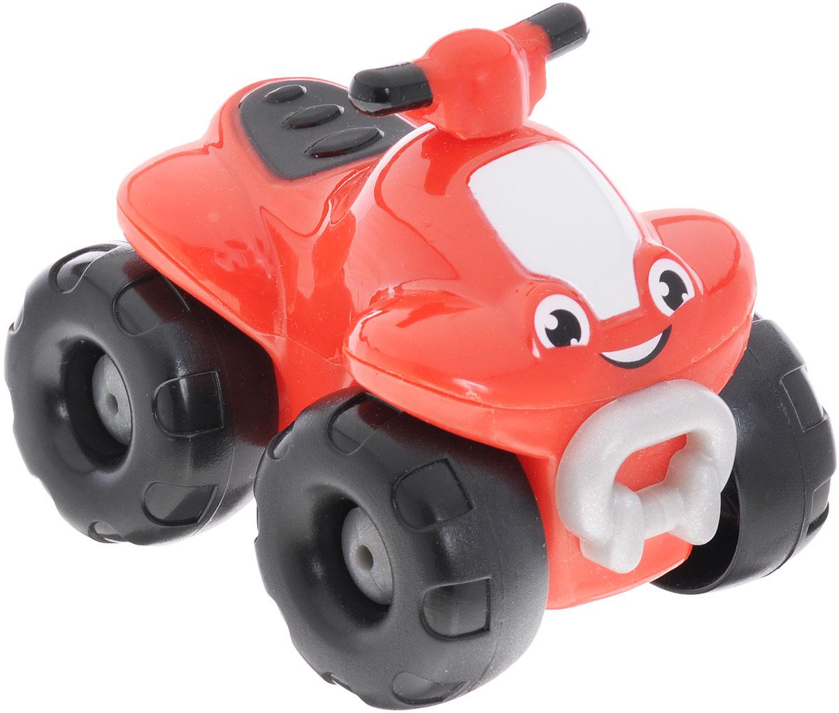 Smoby Квадроцикл Vroom Planet smoby игрушка блендер tefal smoby