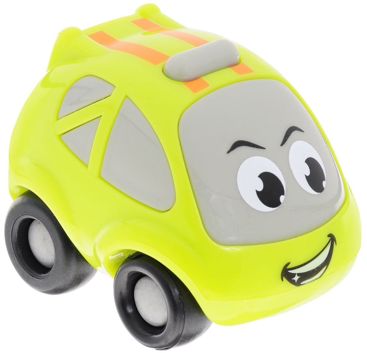 Smoby Машинка с моторчиком Vroom Planet smoby машинка vroom planet цвет красный желтый