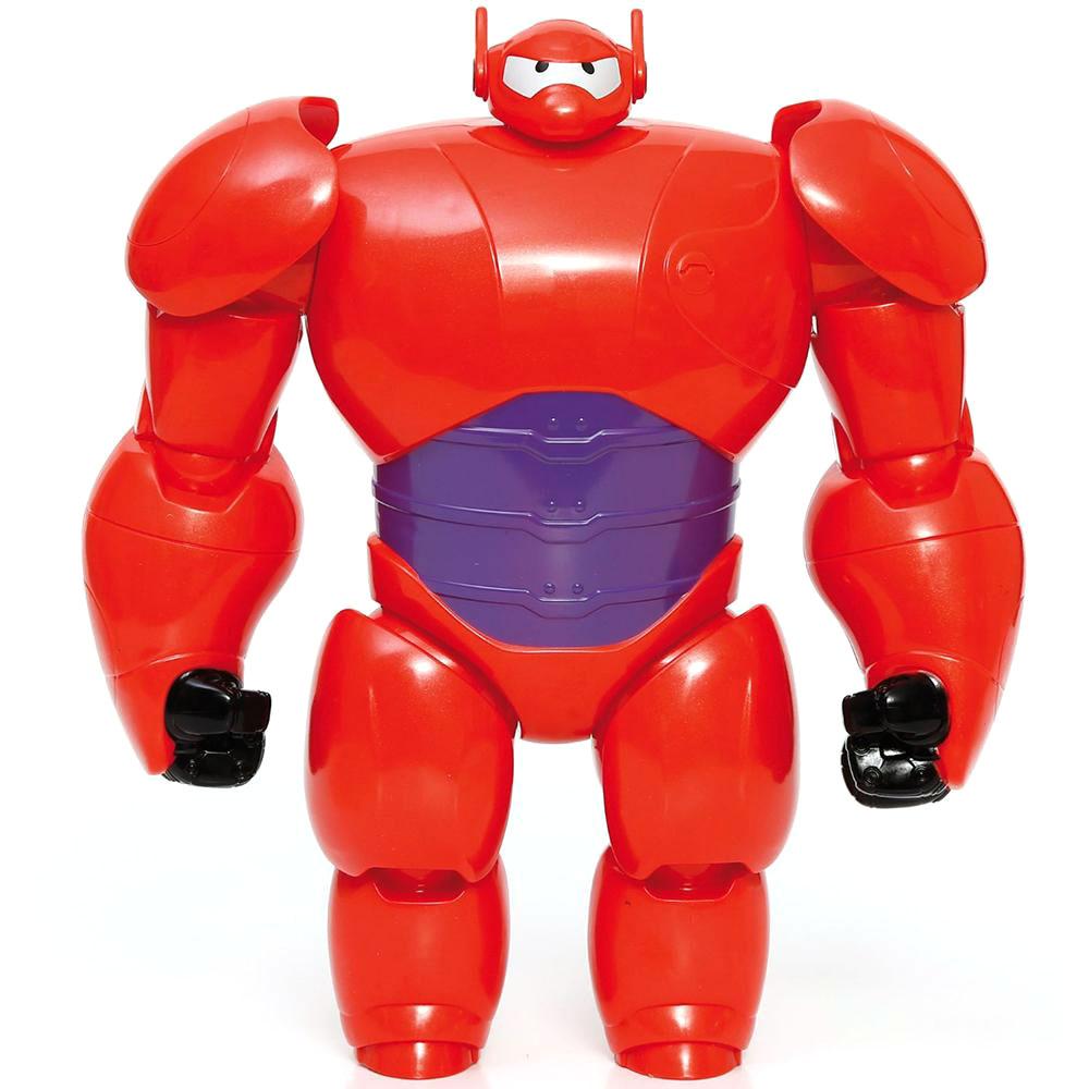 Big Hero 6 Фигурка Baymax hero mashers разборная фигурка a bomb