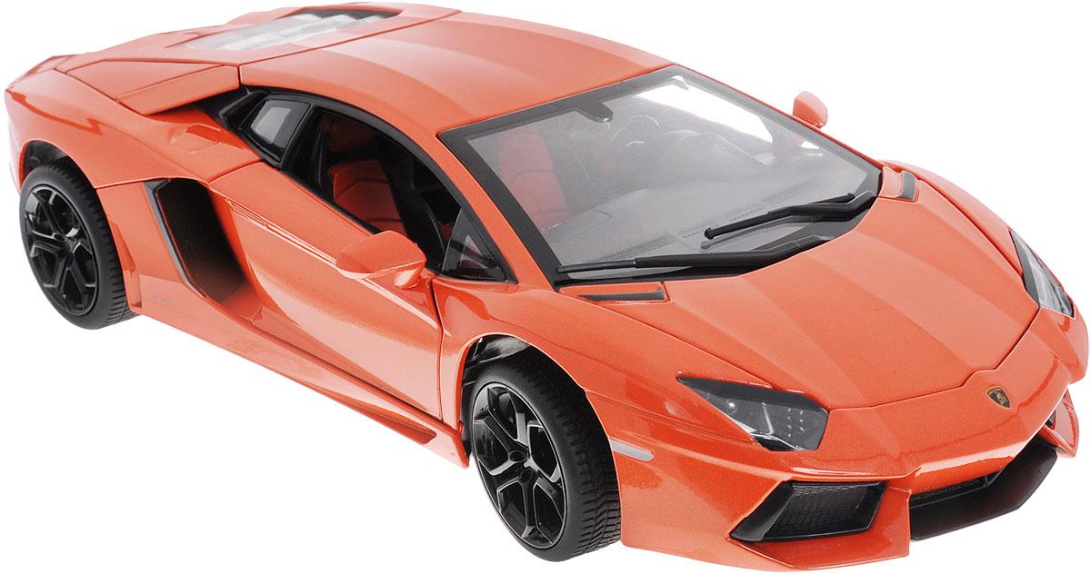 Rastar Модель автомобиля Lamborghini Aventador LP700-4 машинка welly 1 24 lamborghini aventador 24033