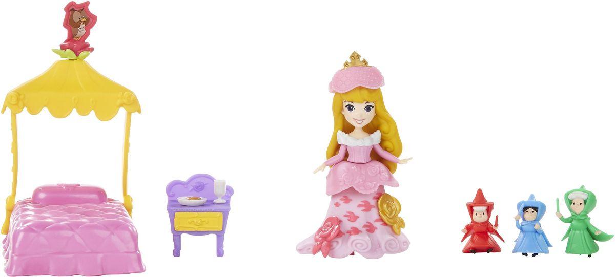 Disney Princess Игровой набор с мини-куклой Аврора disney princess игровой набор мерида и пони