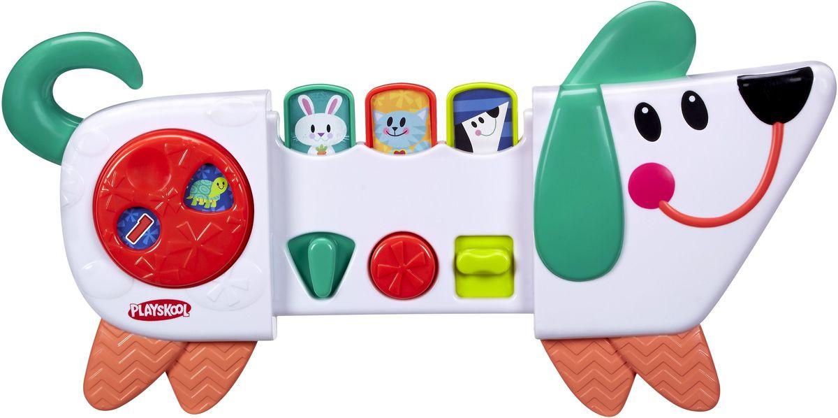 Playskool Развивающая игрушка Веселый щенок развивающая игрушка playskool веселый слоник