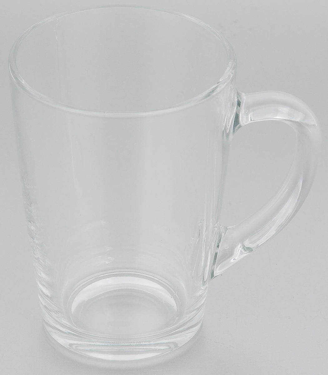 Кружка Luminarc С добрым утром, цвет: прозрачный, 320 млH8500Кружка Luminarc С добрым утром изготовлена из упрочненного стекла. Такая кружка прекрасно подойдет для горячих и холодных напитков. Она дополнит коллекцию вашей кухонной посуды и будет служить долгие годы. Диаметр кружки (по верхнему краю): 8 см.
