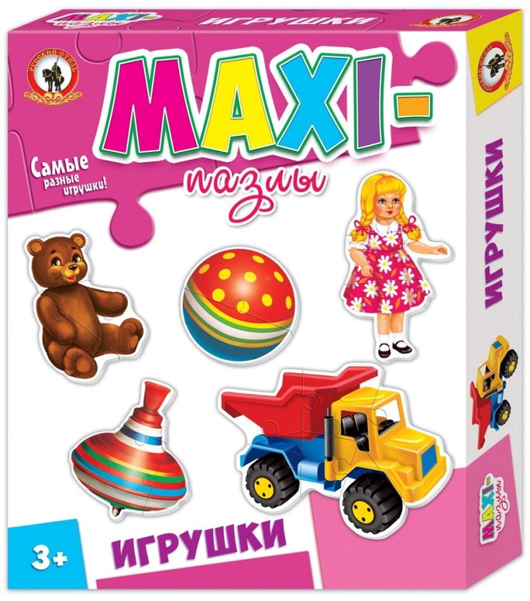 Русский стиль Макси пазлы Игрушки