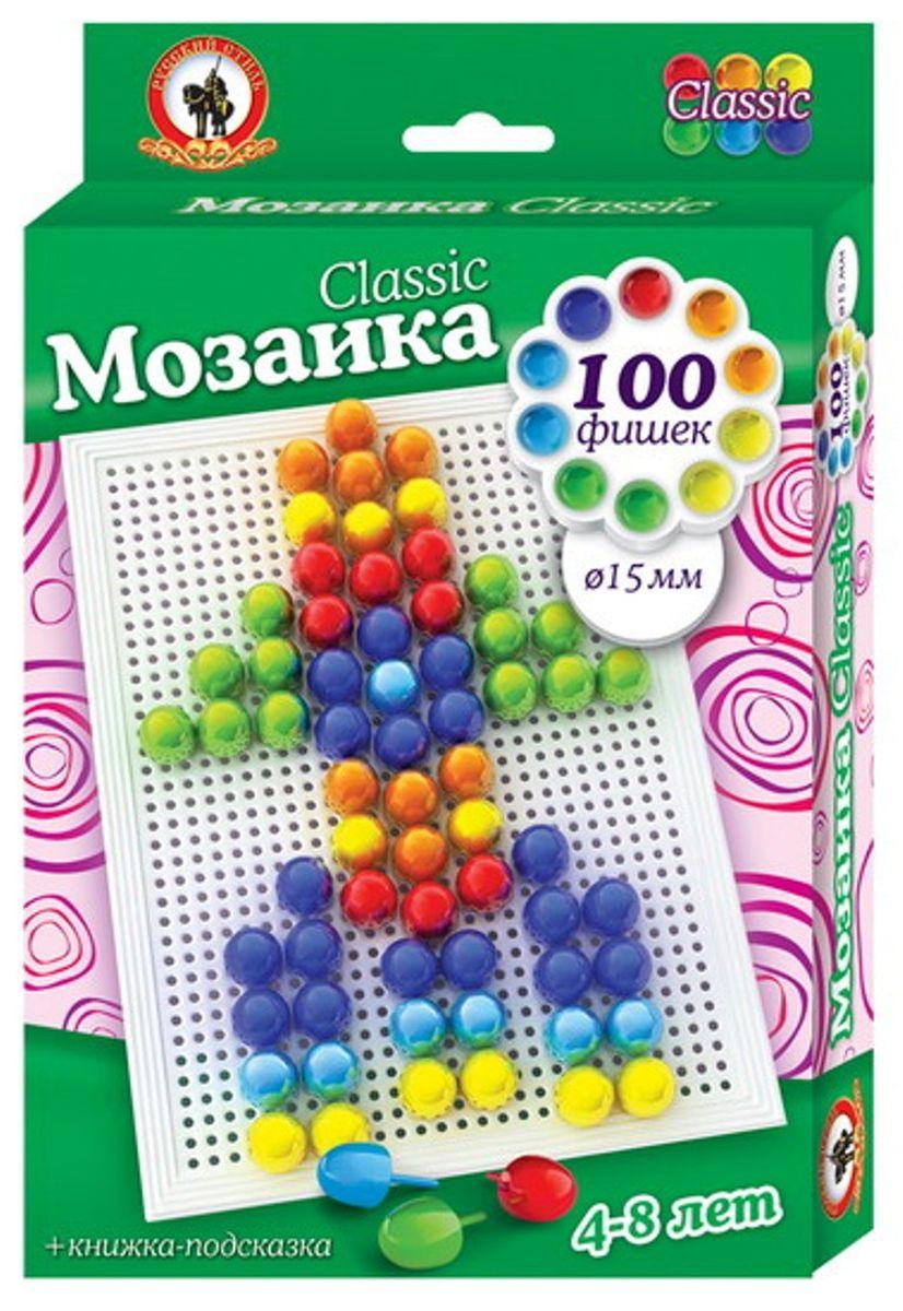 Русский стиль Мозаика Classic Ракета Малая плата мозаика русский стиль мозаика classic тюльпан 160 элементов d 10 15 мм большая плата