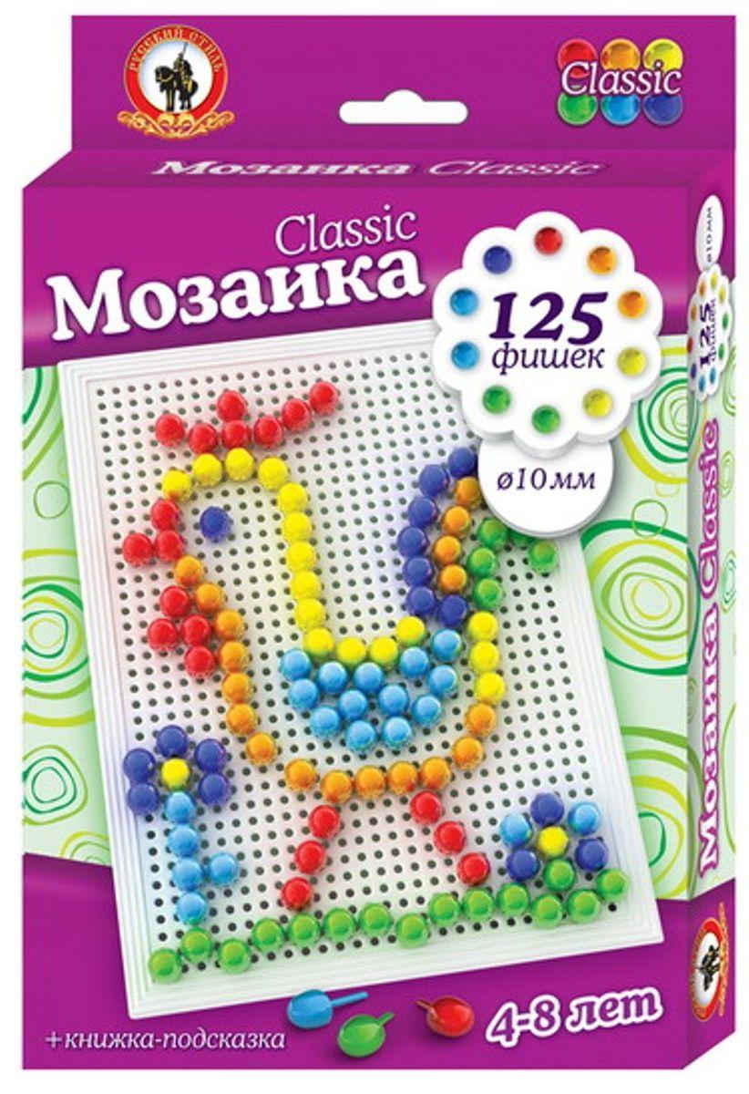 Русский стиль Мозаика Classic Петушок Малая плата мозаика русский стиль мозаика classic тюльпан 160 элементов d 10 15 мм большая плата