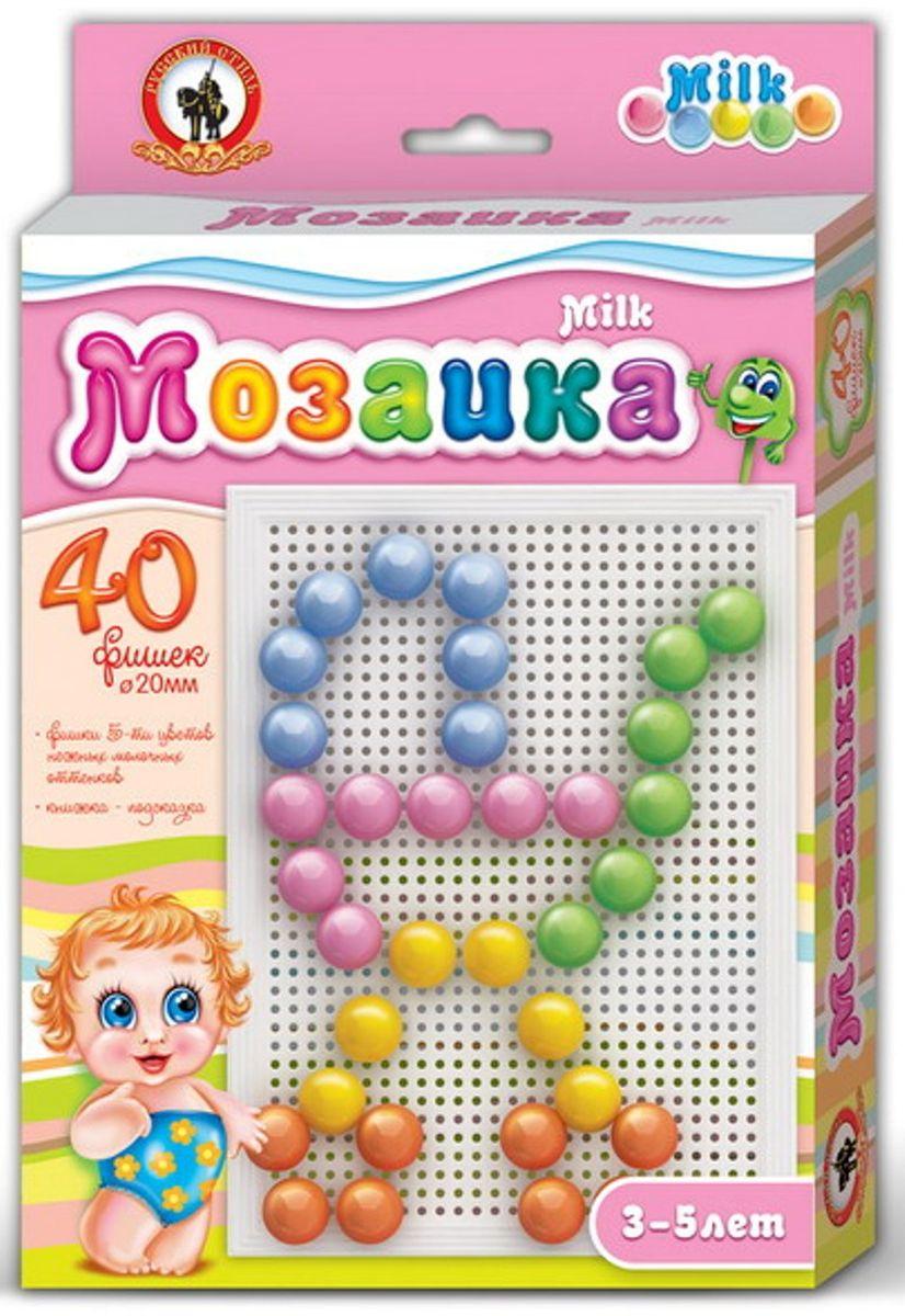 Русский стиль Мозаика Milk Колясочка Малая плата