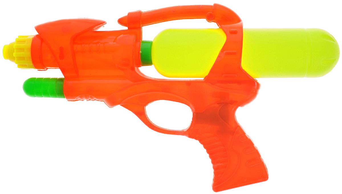 Bebelot Водный пистолет Бластер цвет оранжевый желтый бластер bebelot водомет beb1106 022