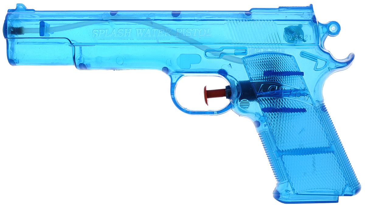 Bebelot Водный пистолет Суперагент цвет синий водный пистолет bebelot суперагент beb1106 006