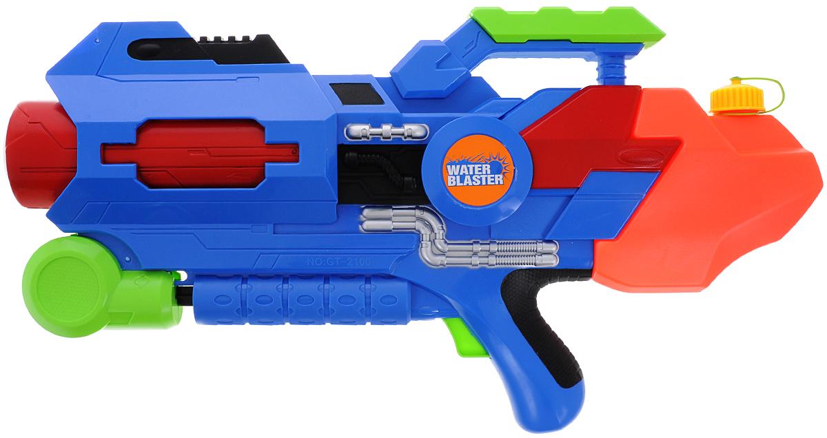 Bebelot Водный бластер Турбо Охрана цвет синий красный зеленый - Игрушечное оружие