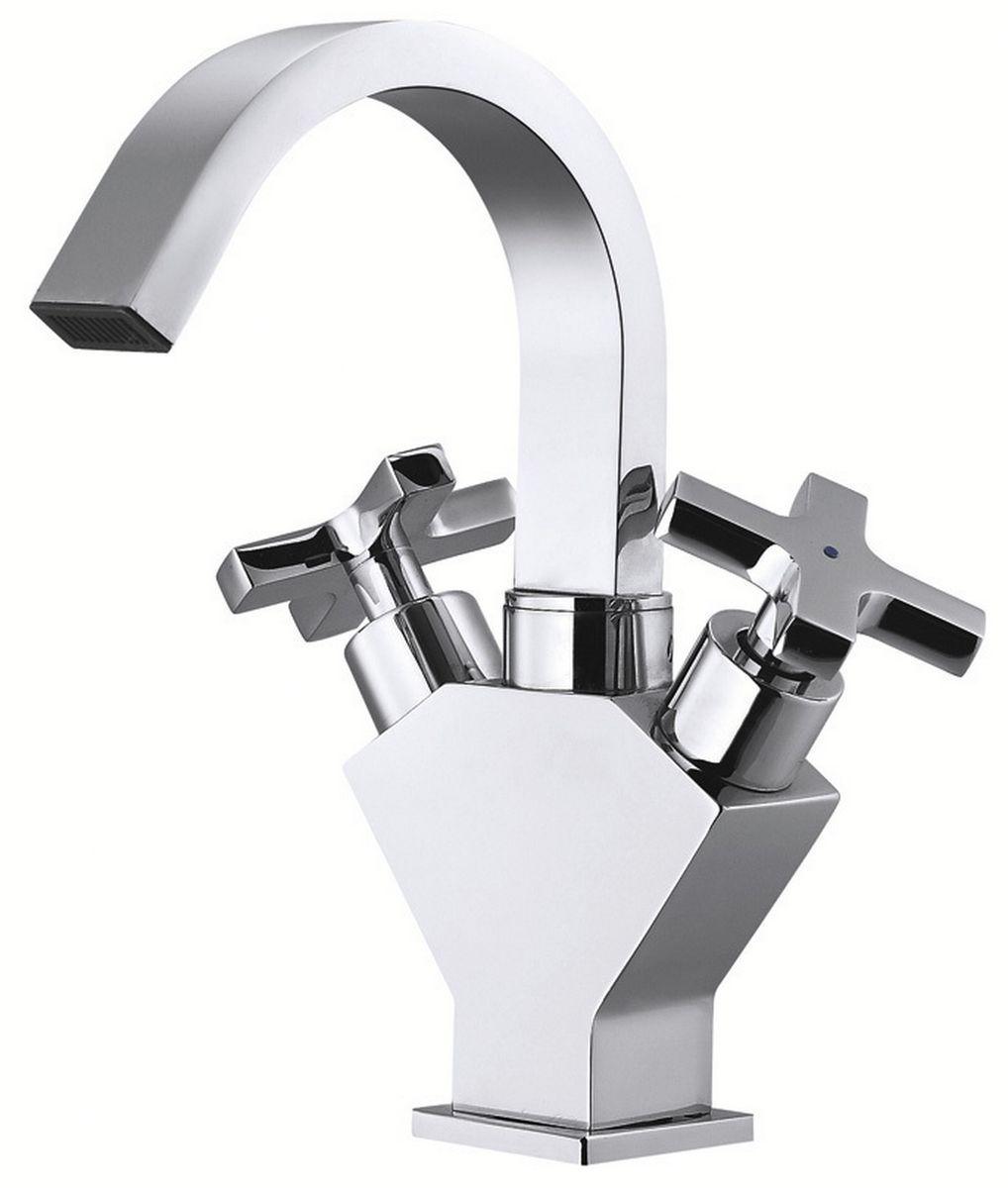 Смеситель для умывальника Argo Quattro, керамический, высота 19,5 см гарнитуры душевые argo набор для биде лейка шланг кронштейн argo dina блистер