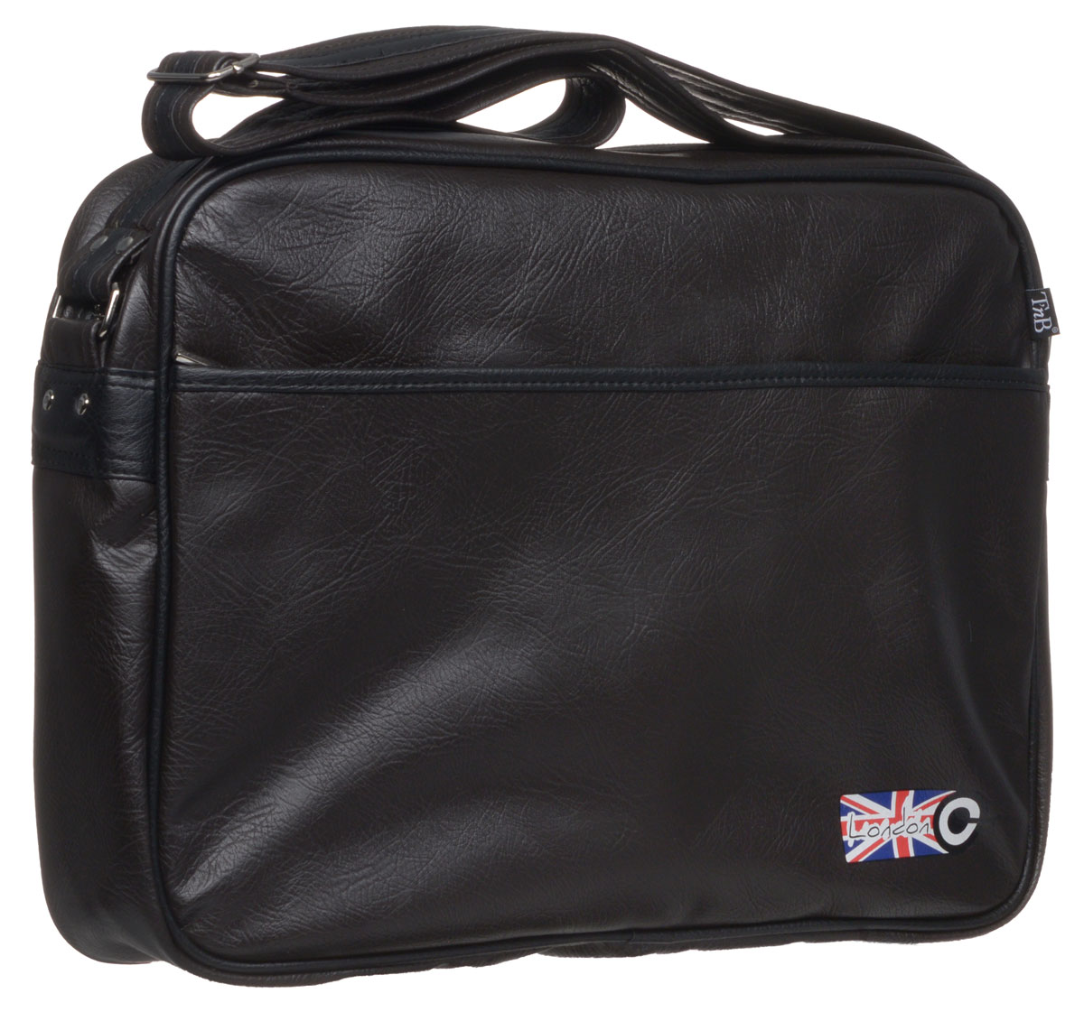 TNB MSORLD сумка для ноутбука 15, BrownMSORLDTNB MSORLD - стильная и надежная сумка для ноутбуков с диагональю до 15,6 дюймов. Она эффективно защитит ваше устройство благодаря стойкому пенному материалу с функцией памяти, а также усиленной внутренней подкладке. Также имеются дополнительные отсеки для документов и аксессуаров.