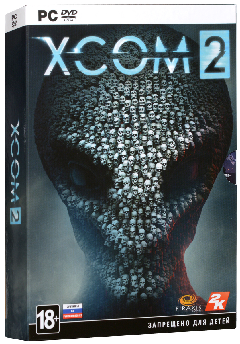 XCOM 2 (4 DVD)