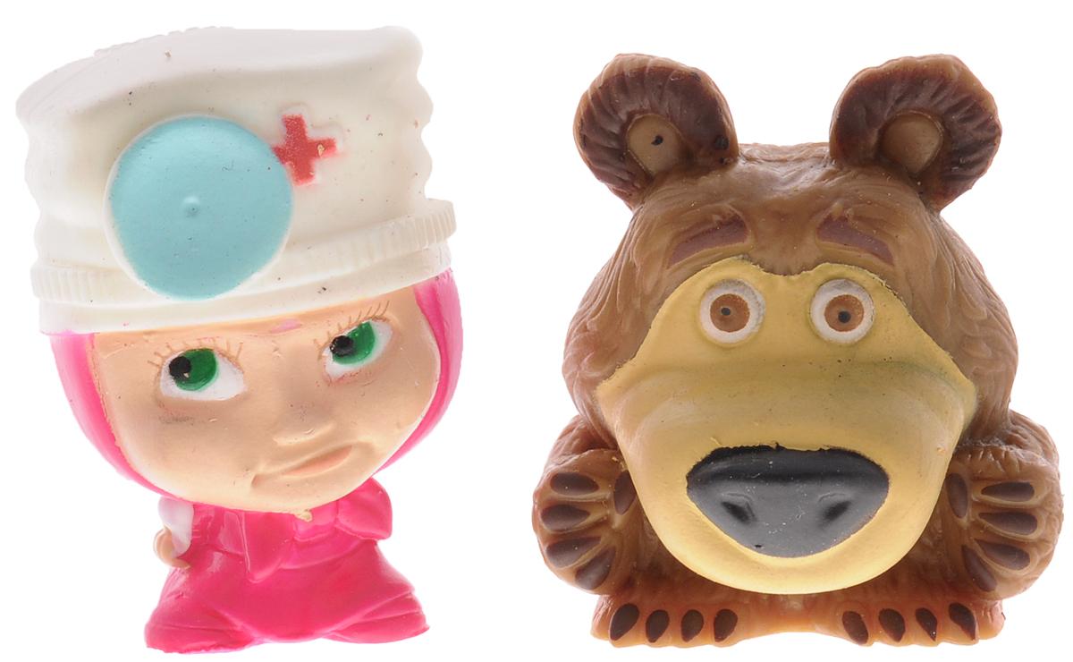 Маша и Медведь Фигурка-мялка Медсестра 2 шт фигурки игрушки маша и медведь кукла маша
