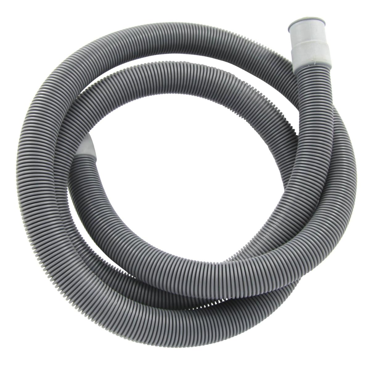 Шланг сливной для стиральной машины Зип- Флекс, длина 3,5 мИС.100353Шланг сливной предназначен для отведения использованной воды в систему канализации.Длина шланга: 3,5 метра.