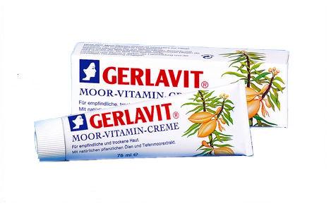 Gehwol Gerlavit Moor-vitamin-creme - Витаминный крем для лица Герлавит 75 мл the yeon canola honey silky hand cream крем для рук с экстрактом меда канола 50 мл