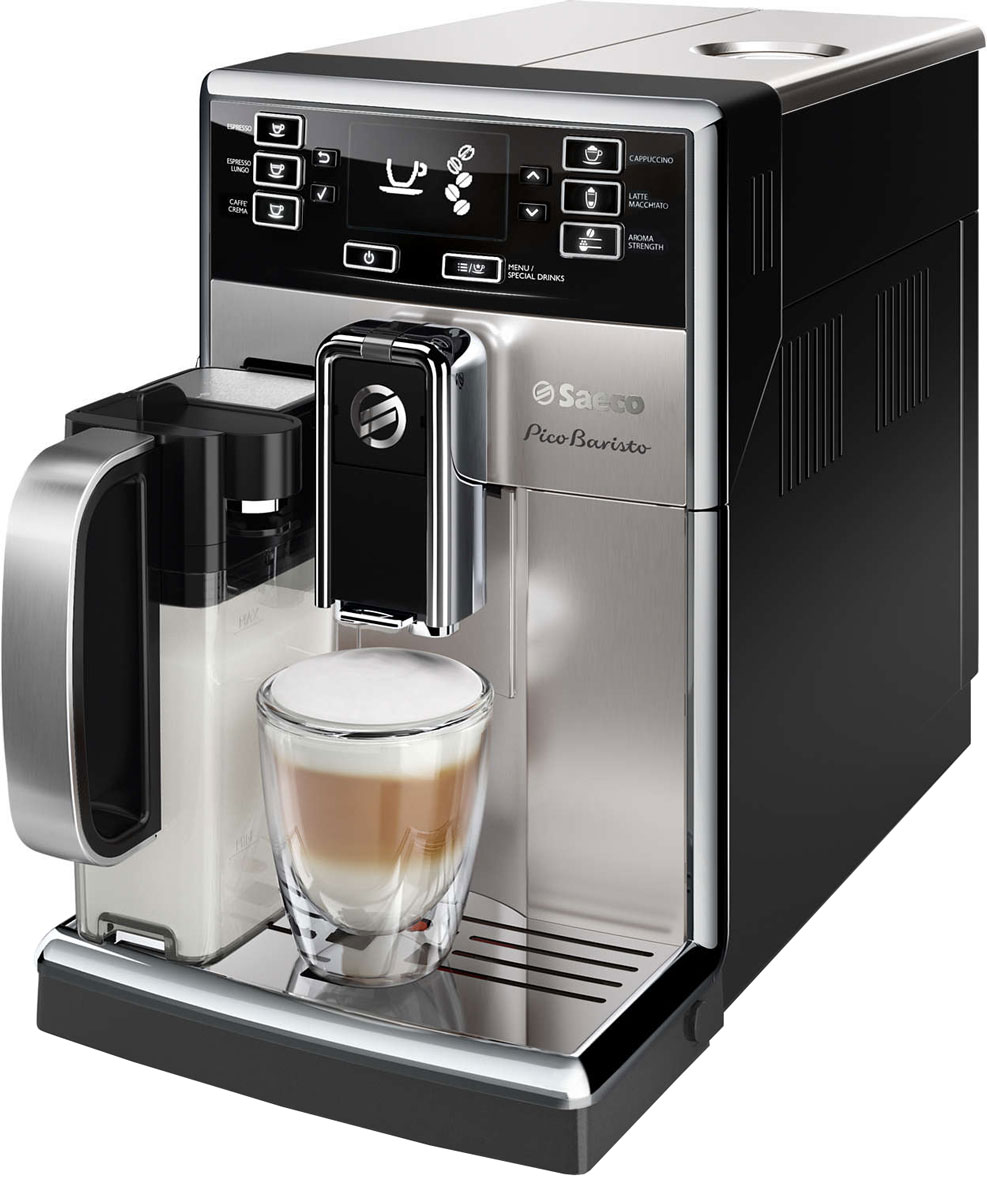 Philips Saeco HD8928/09 PicoBaristo кофемашина philips saeco hd 8928 09 picobaristo