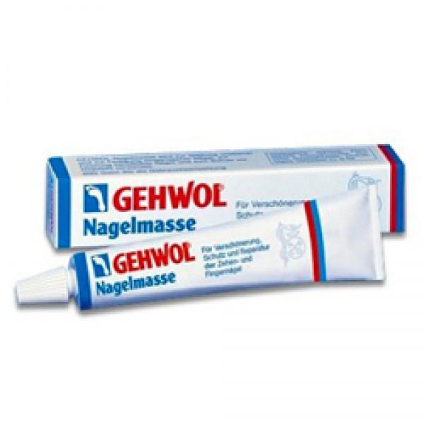 Gehwol Nagelmasse - Клей для ногтей 15 мл1*25201Клей для ногтей (Gehwol Nagelmasse) предназначен для улучшения качества неровных, слоящихся или потрескавшихся ногтей и их укрепления, фиксации искусственных ногтей при защите от грибковых заболеваний. Он придаёт ногтям ухоженный и натуральный вид и может использоваться под лак для ногтей.Назначение: средство для улучшения качества неровных, слоящихся или потрескавшихся ногтей и их укрепления, фиксации искусственных ногтей при защите от грибковых заболеваний.