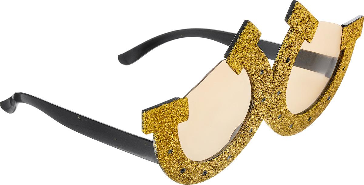 Карнавальные очки Феникс-Презент Подковы вставка для теплицы из оцинк трубы презент воля 2м поликарбонат