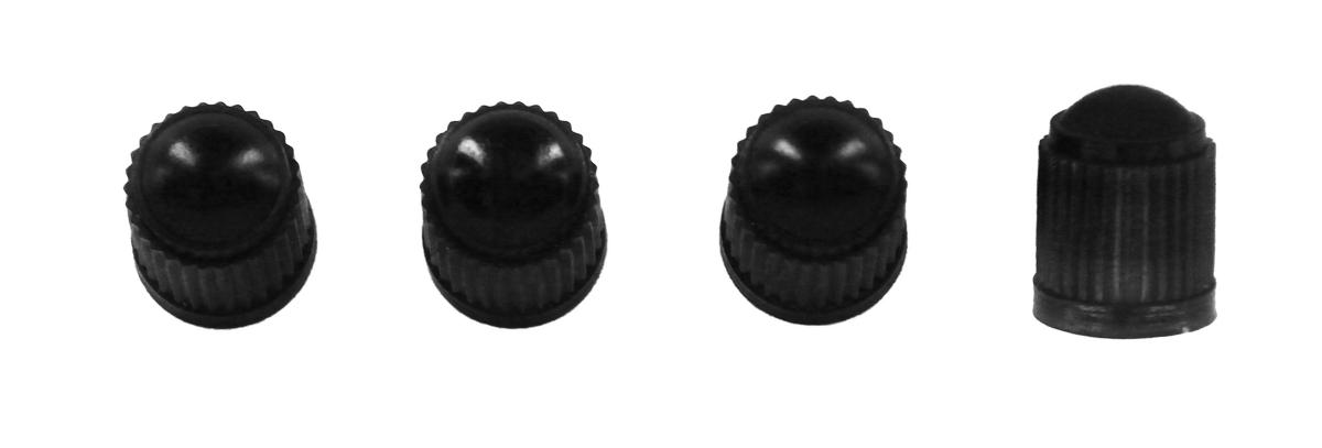 Набор пластиковых колпачков для ниппеля колеса МастерПроф, цвет: черный, 4 штАС.010009Пластиковые колпачки защищают ниппель от грязи, воды и пыли; не закисают и не ржавеют. Имеют привлекательный дизайн и внешний вид.