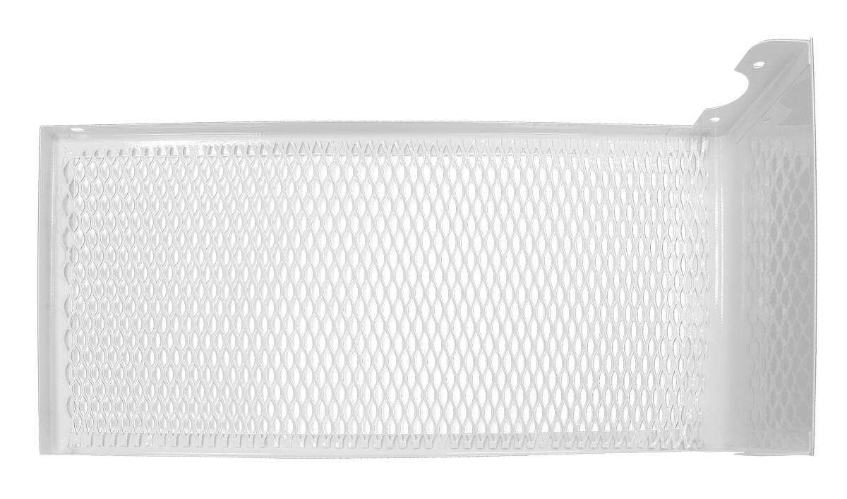Экран-отражатель предназначен для декоративного оформления классических чугунных 4-х секционных радиаторов водяного отопления и для наилучшего отражения тепла.