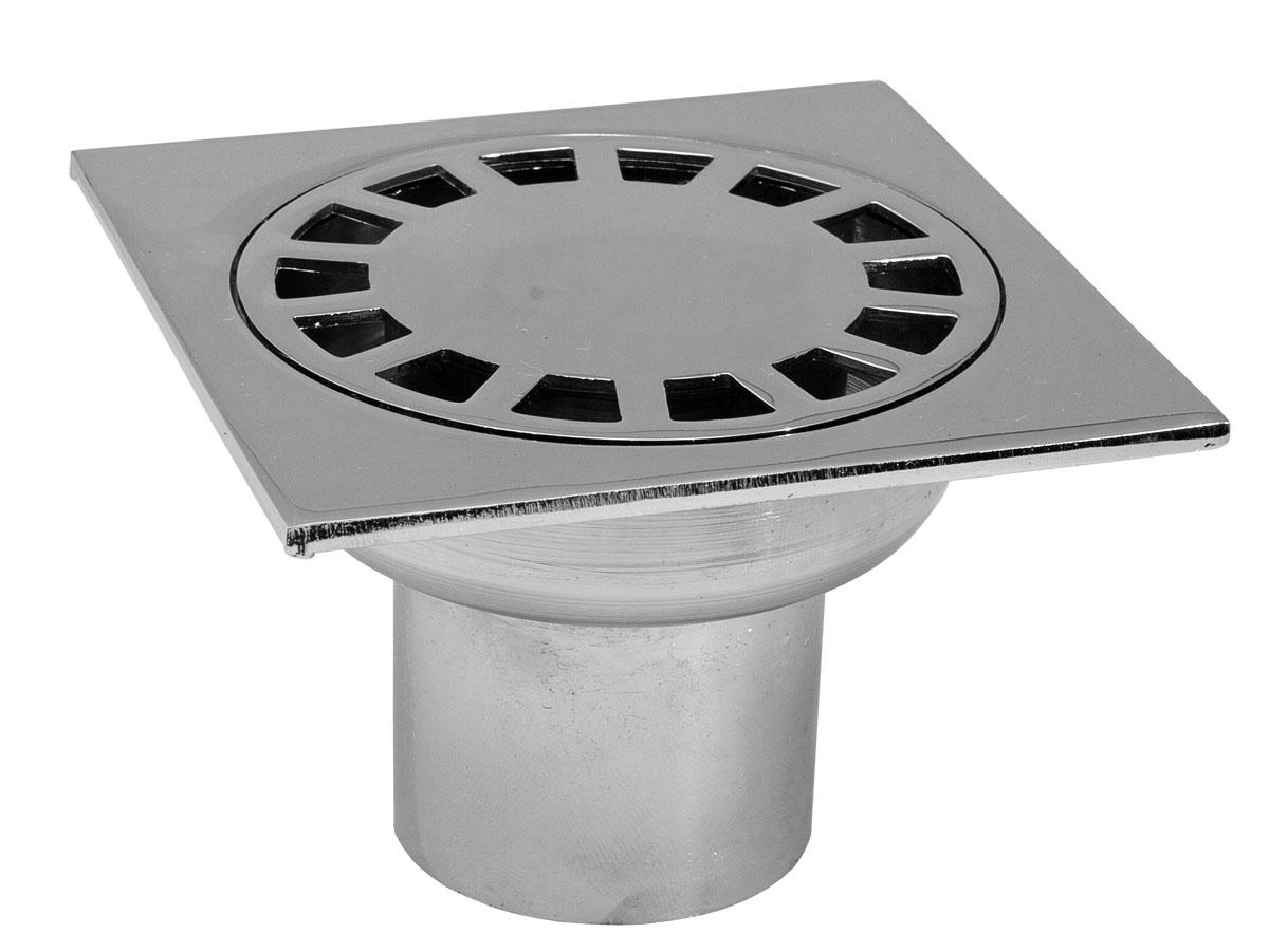 Трап металлический прямой 10х10 смTulipsИС.110001Трап металлический прямой Tulips (Нидерланды) предназначен для приема и отвода сточных вод в систему канализации. Устанавливается в душевых и там, где организован слив воды прямо на пол. Имеет нижний отвод для подсоединения канализационной трубы диаметром 50 мм.Состав: цинковый сплав с хромированным покрытием.Размеры: длина 100 мм, ширина 100 мм, высота 66 мм.Производитель: Нидерланды.