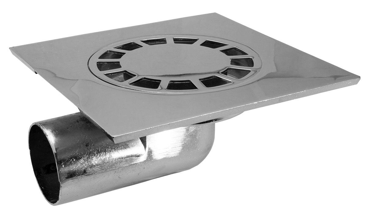 Трап металлический угловой 15х15 смTulipsИС.110004Трап металлический угловой Tulips (Нидерланды) предназначен для приема и отвода сточных вод в систему канализации. Устанавливается в душевых и там, где организован слив воды прямо на пол. Имеет нижний отвод для подсоединения канализационной трубы диаметром 50 мм.Состав: цинковый сплав с хромированным покрытием.Размеры: длина 150 мм, ширина 150 мм, высота 66 мм.Производитель: Нидерланды.