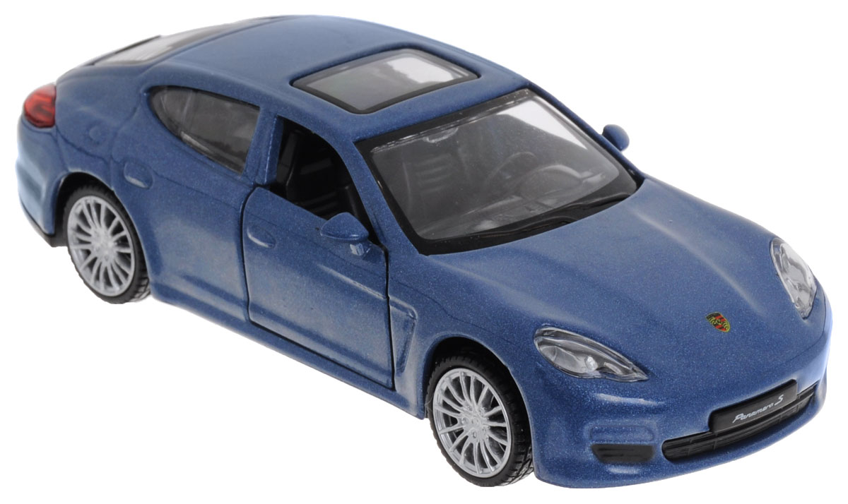 ТехноПарк Модель автомобиля Porsche Panamera S цвет синий внешний жесткий диск lacie stet2000400 porsche design 2tb серебристый stet2000400