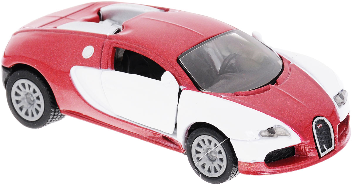 Siku Модель автомобиля Bugatti EB 16.4 Veyron bugatti bu182amoko66