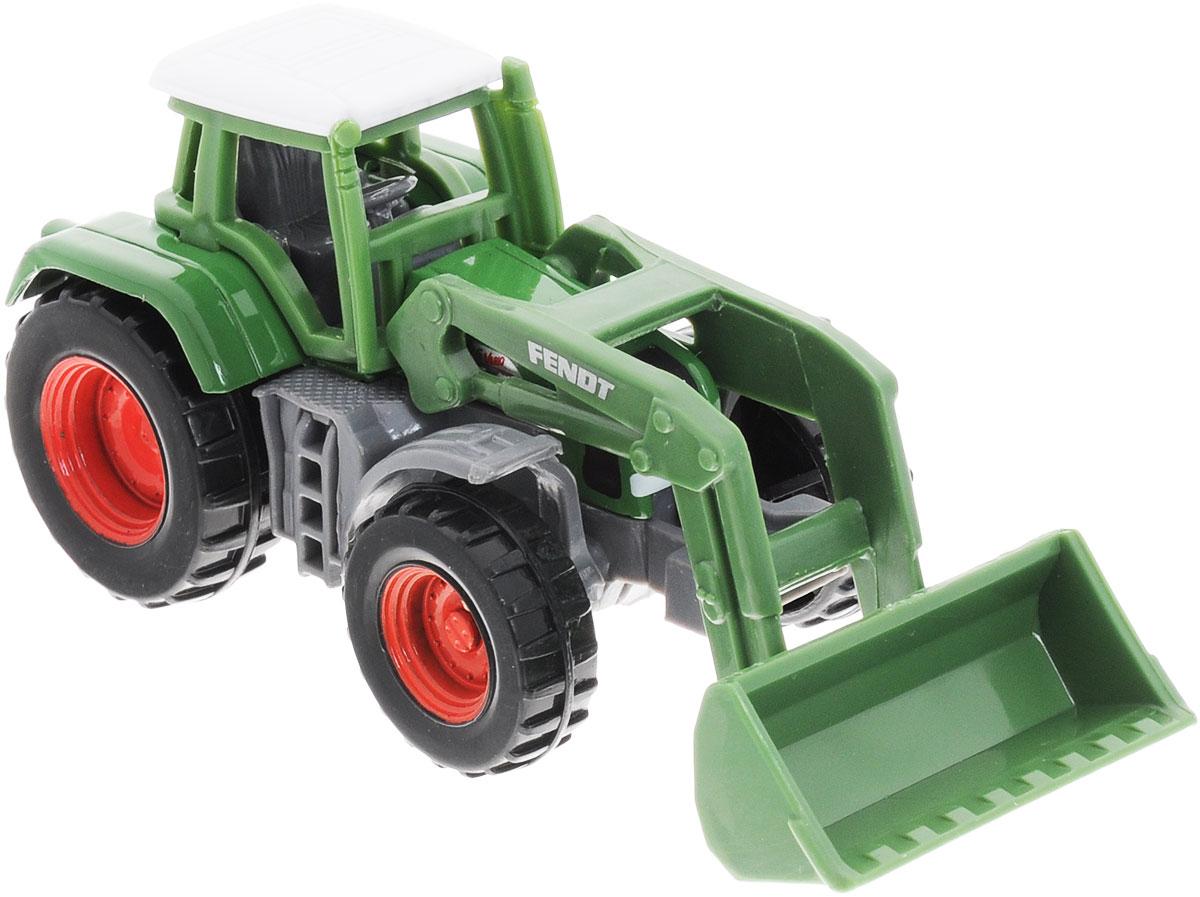 Siku Фронтальный погрузчик Fendt weise toys 1 32 scale die cast metal model fendt favorit 926 vario