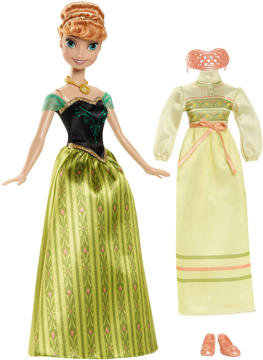 Disney Frozen Кукла Анна disney frozen кукла анна