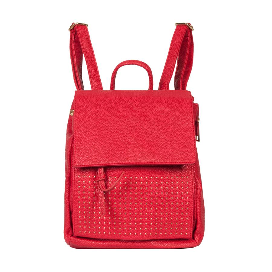 Рюкзак женский Orsa Oro, цвет: красный. D-144/13