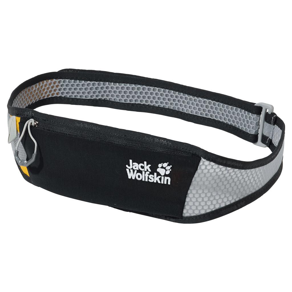 Сумка поясная спортивная Jack Wolfskin Speed Liner Belt, цвет: черный. 2004531-6000 снуд jack wolfskin jack wolfskin ja021guwha98