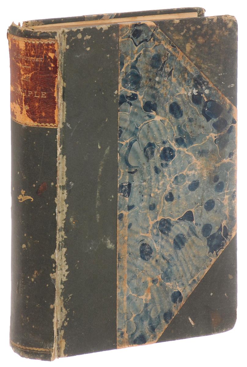 Le DiscipleUDC430742Париж, 1899 год. Издательство Alphonse Lemerre. Издательский переплет, отличное состояние.Издание не подлежит вывозу за пределы Российской Федерации.