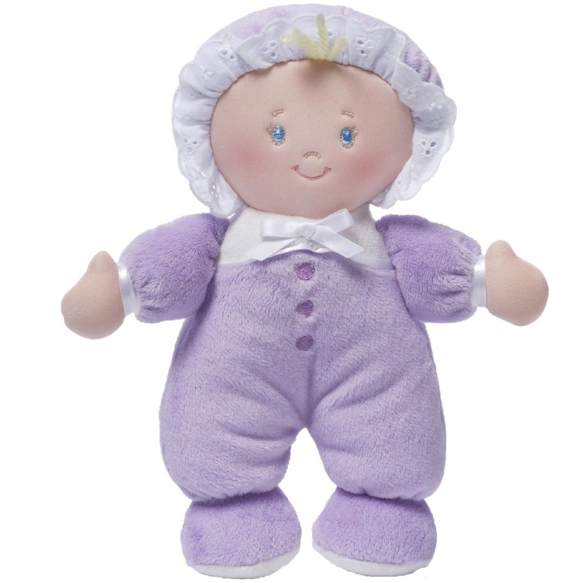 Gund Мягкая кукла Lillie Doll мягкая игрушка gund doll berry sweet dolly 10 blonde doll