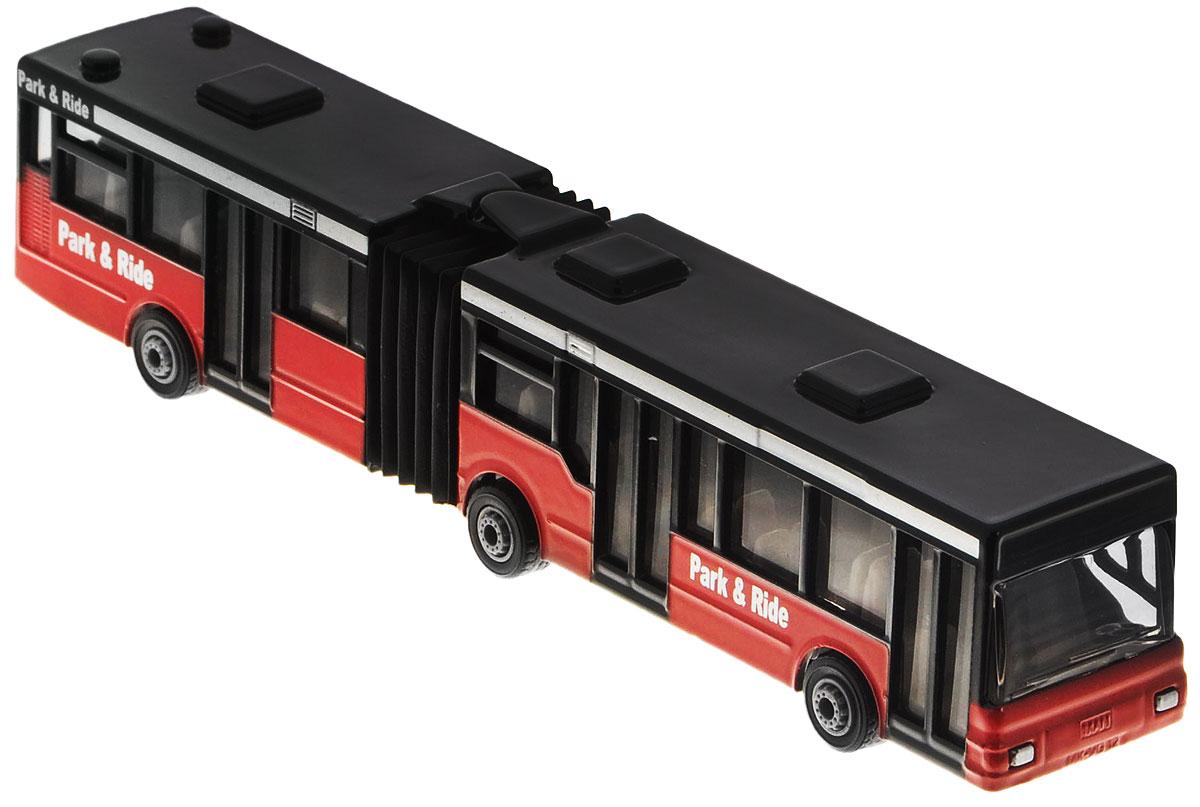 Siku Автобус-гармошка Park & Ride загадки книжка гармошка