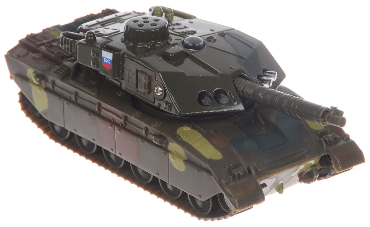 ТехноПарк Танк Т-90 инерционный игрушка танк