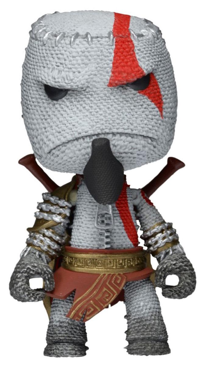 Фигурка LittleBigPlanet Kratos 13 см god of war 2 pvc action figure display toy doll kratos in ares armor with blades