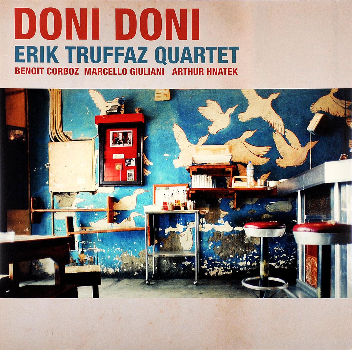Erik Truffaz Quartet Erik Truffaz Quartet. Doni Doni (LP) beethoven beethovenamadeus quartet string quartet nos 1 2 3 7 8 2 lp